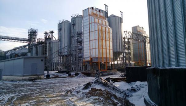 зображення зерносушильного комплексу