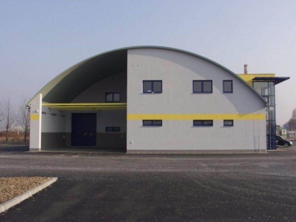 фото будівлі ангарного типу ТОВ ЕЛЕВАТОРРЕМКОМПЛЕКТ