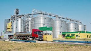 Спорудження великогабаритних металоконструкцій для елеваторів, зерноховищ, ангарів