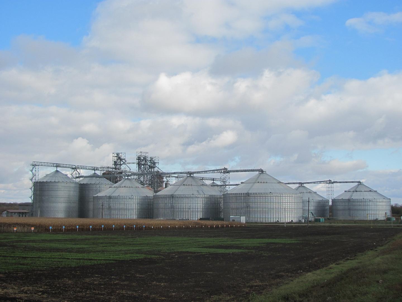 Елеватори України починають приймати зерно і удосконалювати обладнання