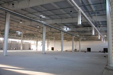 Можливості використання металоконструкцій в промислових підприємствах