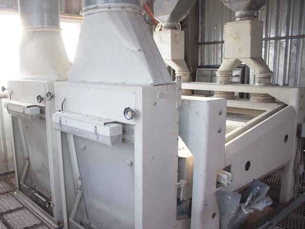 фото машин для очищення зернових продуктів ТОВ ЕЛЕВАТОРРЕМКОМПЛЕКТ