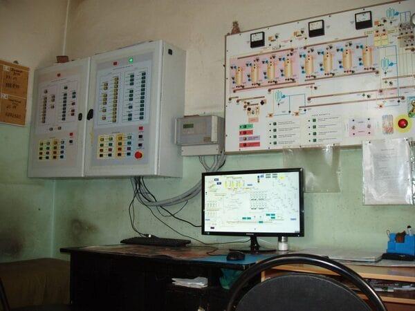 фото систем управління обладнанням ТОВ ЕЛЕВАТОРРЕМКОМПЛЕКТ
